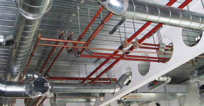 Associated Pipework